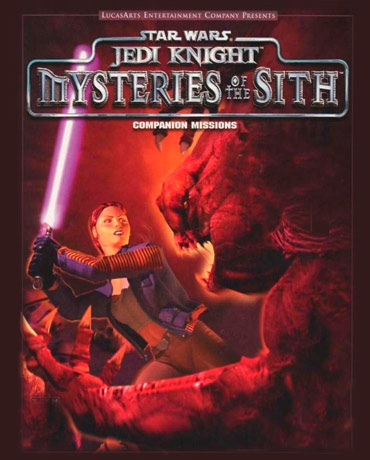 Star Wars: Jedi Knight – Mysteries of the Sith
