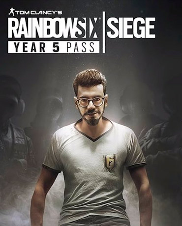 Tom Clancy's Rainbow Six Siege – Year 5 Pass