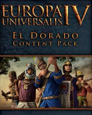 Europa Universalis IV: El Dorado – Content Pack