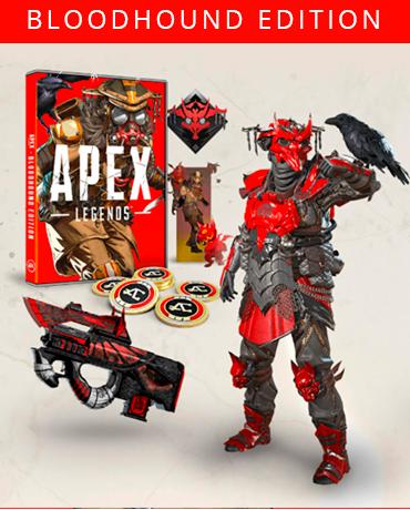 Apex Legends – Bloodhound Edition