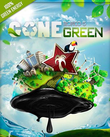 Tropico 5 – Gone Green