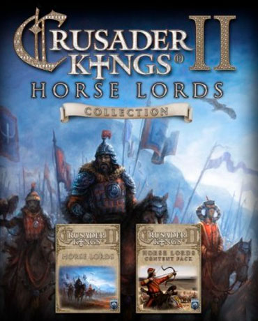 Crusader Kings II: Horse Lords – Collection