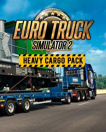 Euro Truck Simulator 2 – Heavy Cargo Pack