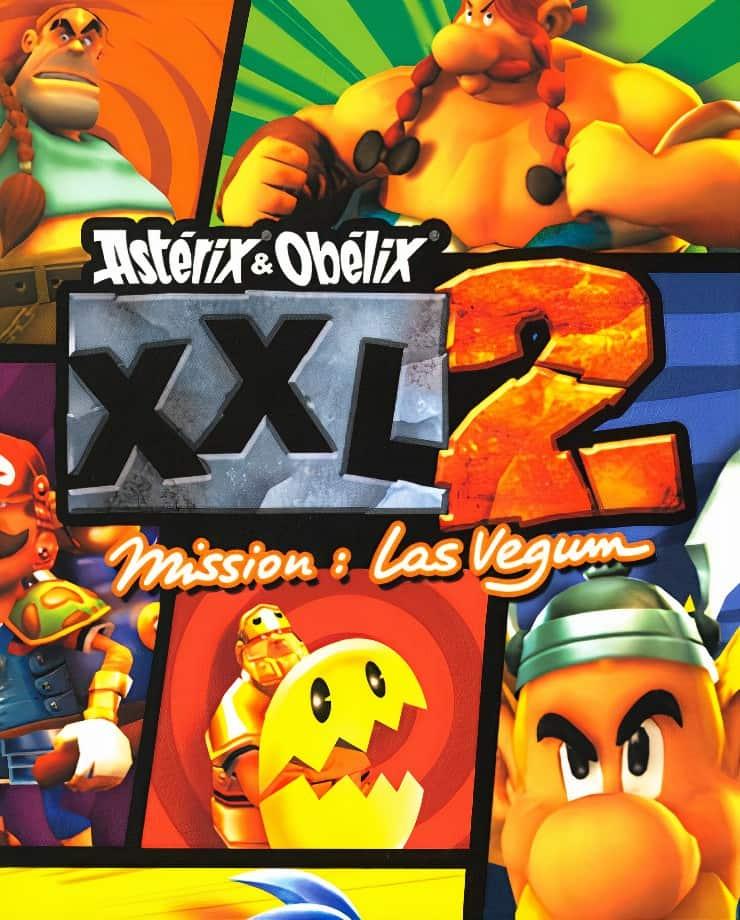 Asterix and Obelix XXL2