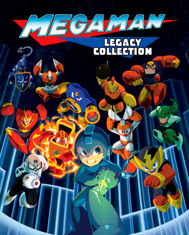 Mega Man – Legacy Collection