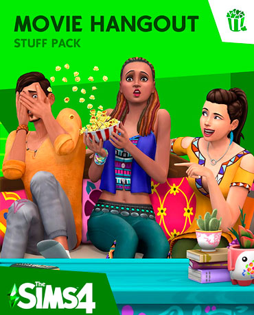 The Sims 4 – Movie Hangout