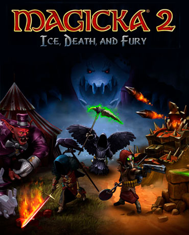 Magicka 2 – Ice, Death and Fury