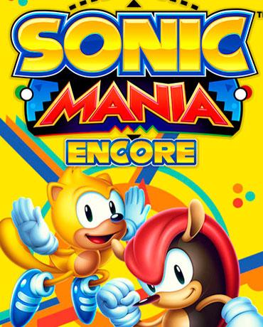Sonic Mania – Encore