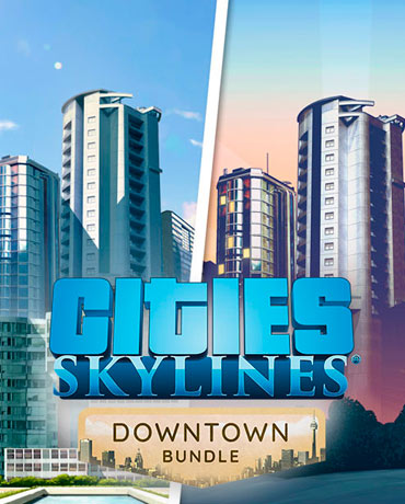Cities: Skylines – Downtown Bundle
