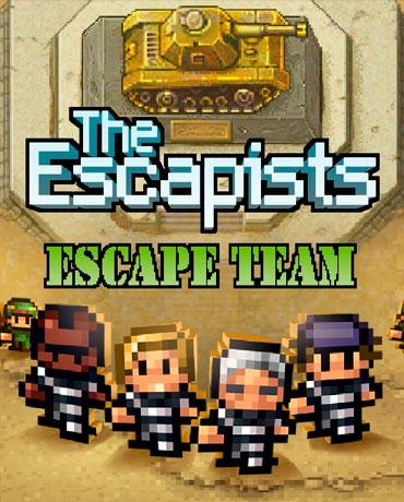 Купить The Escapists – Escape Team со скидкой на ПК