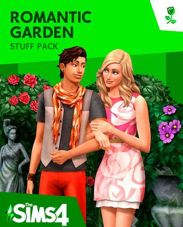 The Sims 4 – Romantic Garden