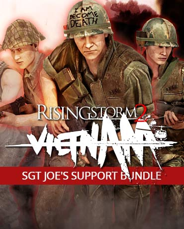 Rising Storm 2: VIETNAM – Sgt Joe's Support Bundle