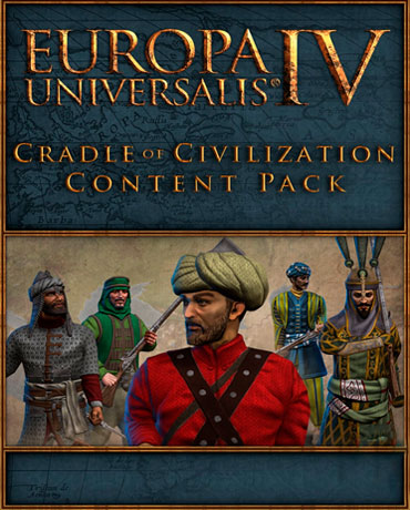 Europa Universalis IV: Cradle of Civilization – Content Pack