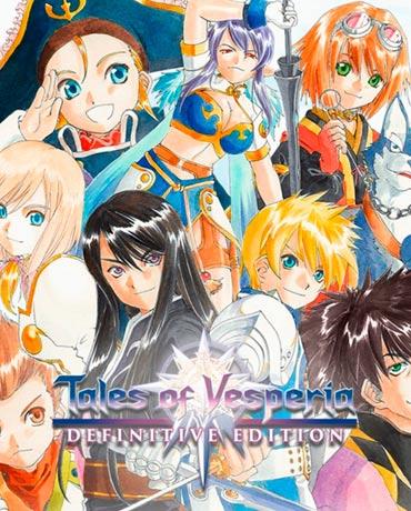 Tales of Vesperia – Definitive Edition