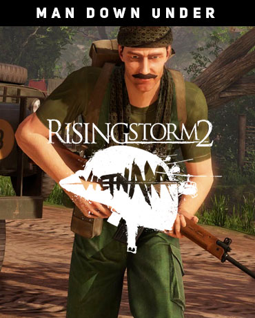 Rising Storm 2: VIETNAM – Man Down Under