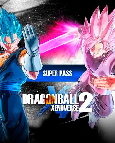 DRAGON BALL XENOVERSE 2 – Super Pass
